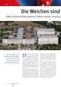 Die Weichen sind gestellt - Universitätsmedizin Göttingen - Seite 6