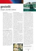 Die Weichen sind gestellt - Universitätsmedizin Göttingen - Seite 7