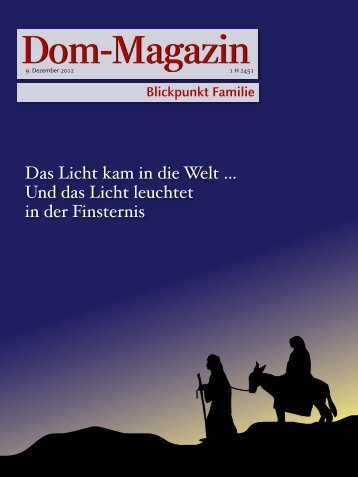 (PDF) Blickpunkt Familie - Der Dom