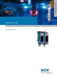 Sick WTB8L-P2231 6033221 Sensor