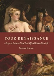 Your Renaissance - Intro and Chapter 1