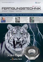 Das Fachmagazin für die zerspanende Industrie ... - x-technik