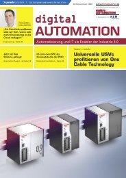 digital AUTOMATION eA S2.2020