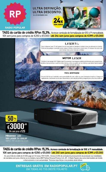 ESPECIAL TVS - Ultra Definição Ultra Desconto