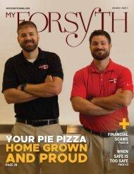 My Forsyth Magazine Nov/Dec 2020