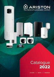 Ariston Thermo - Catalogue 2021
