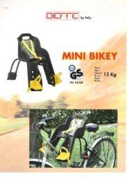 Kidzamo Bambini Bici Ciclo Sicurezza Caschi Blu Coby in 2 dimensioni