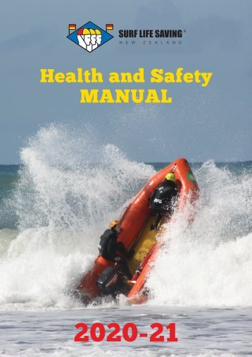 SLSNZ Health and Safety Manual