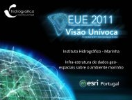 Base de dados espacial em Oracle - Esri Portugal