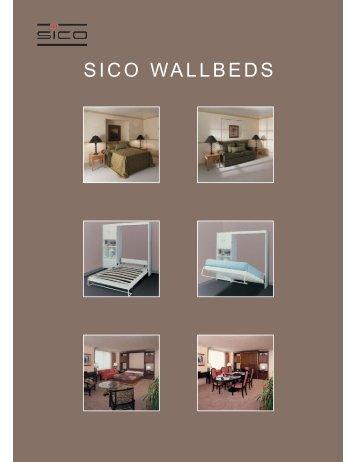 Sico Wallbeds - RIBA Product Selector