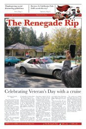 Renegade Rip Issue 6 Nov. 18 2020