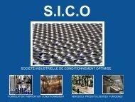 conditionnement - Sico