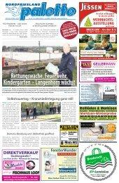 Nordfriesland Palette 47 2020