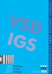 VSD IGS - Verband der Schweizer Druckindustrie
