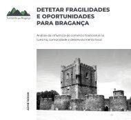 Detetar Fragilidades e Oportunidades para Bragança