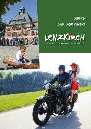 Bürgerbroschüre Lenzkirch