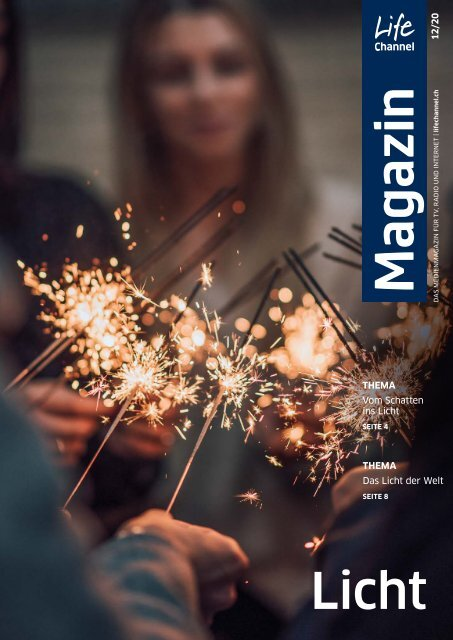 Life Channel Magazin Dezember 2020