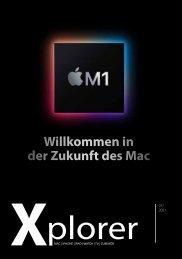 Xplorer 2021 Apple