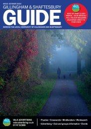 Gillingham &  Shaftesbury Guide October 2020