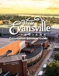 Visit Evansville 2020-2021 Convention Services Guide