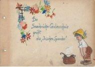 Das Saarbrücker Dankebuch von 1946