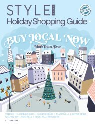 Holiday Shopping Guide - Style Magazine - 2020 Yumpu