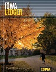 Iowa Ledger (2020) - Tippie College of Business