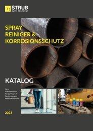 Spray, Reiniger & Korrosionsschutz