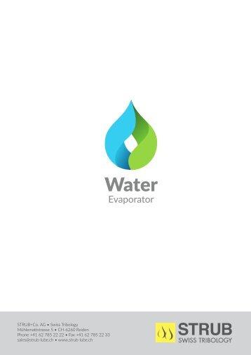 WATER EVAPORATOR