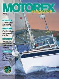 Magazin 68 frz. - Motorex