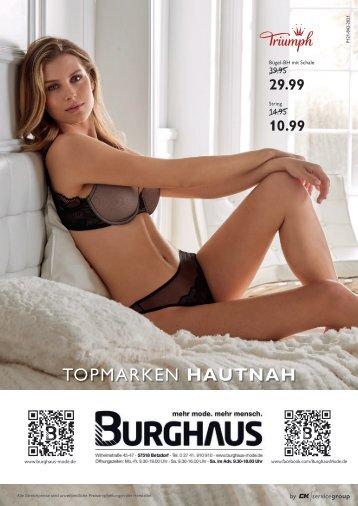 P 121-842 Wäsche Top Marken Burghaus