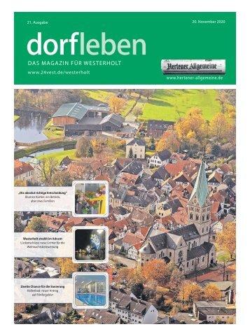 Dorfleben Westerholt