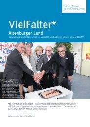 Altenburger Land - Projekt Level 3