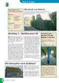 """Warum werden """"Grüns"""" geschlitzt? - Golfclub Taunus Weilrod e.V. - Seite 4"""