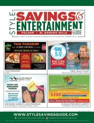 Savings and Entertainment Guide December 2020