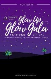 GWL Glow Gala Program Book - 2020