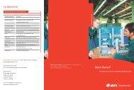 Ausbildung und Studium: Bachelor Elektrotechnik (PDF, 310 KB