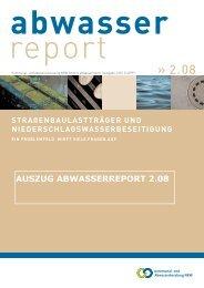mischwasserrückhaltung in gedichteten erdbecken - ISW Ingenieur ...