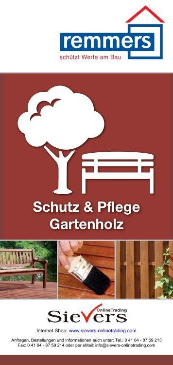 gartenholz-öle - Sievers-OnlineTrading