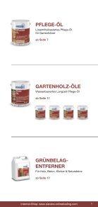 gartenholz-öle - Sievers-OnlineTrading - Seite 3