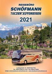Reisekatalog Schöfmann 2021