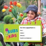 Werkboekje Bulbs4Kids FR