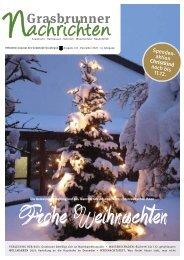 Grasbrunner Nachrichten Dezember 2020