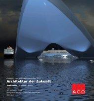 Architektur der Zukunft - Architektur-wasser