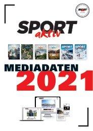 SPORTaktiv Mediadaten 2021