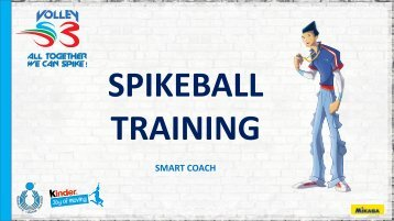 MODULO 5 SMART COACH 2020 WEBINAR - Spikeball Training