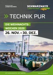 Schwarzmayr Technik pur Winter 2020