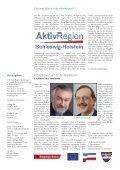 Projekte im Kreis Steinburg AktivRegion Steinburg - Die ersten ... - Seite 2