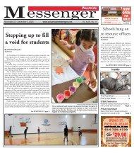 Westside Messenger - November 22, 2020