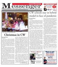 Canal Winchester Messenger - November 22nd, 2020